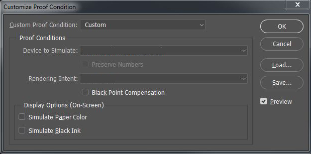 How to embed ICC profiles in Photoshop