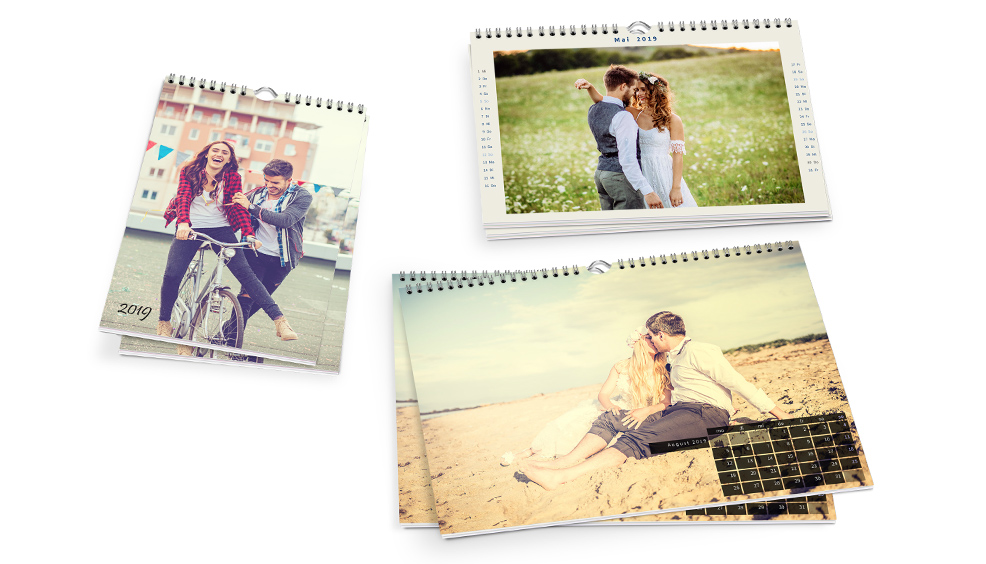 50%  Discount on calendars from 2 pieces*