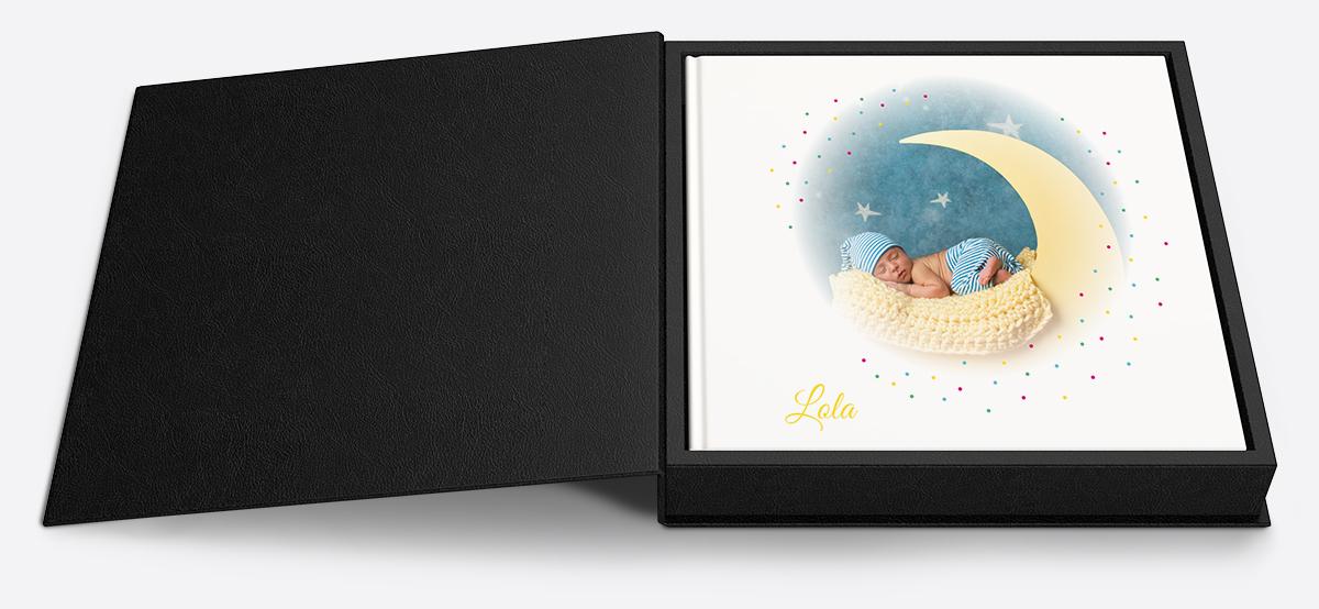 Photobook gift box